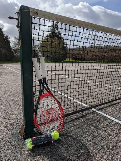 Rackets and Balls Provided