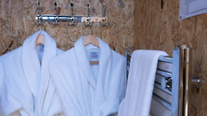 Robes Provided