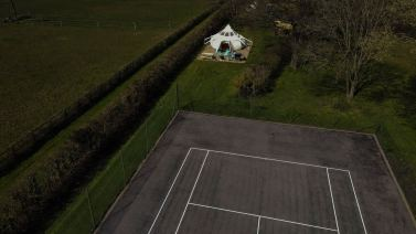 Use of Tennis Court
